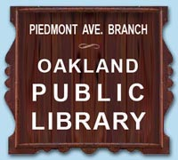 Piedmont Avenue Branch Library