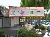 Library Banner Key Route Plaza